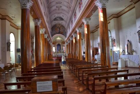 Iglesia de la Concepción in Vicuña, Valle del Elqui, Chile