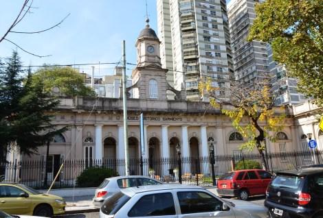 Museo Histórico Sarmiento in Belgrano, Buenos Aires, Argentina