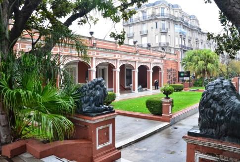 Museo Histórico Nacional in San Telmo, Buenos Aires, Argentina