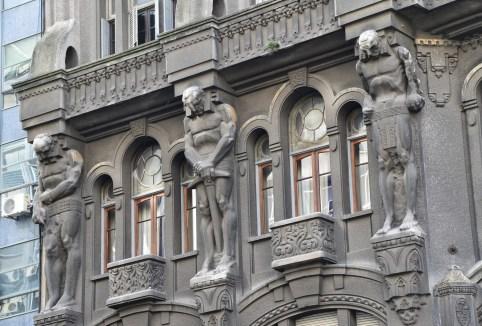 Edificio Otto Wulff in Buenos Aires, Argentina