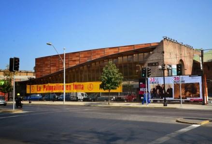 Centro Cultural Matucana 100 in Santiago de Chile