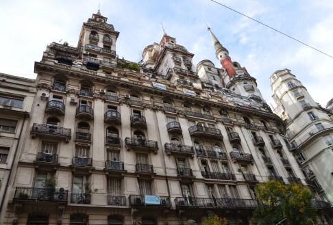 Edificio Bencich in Buenos Aires, Argentina
