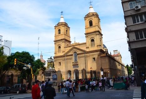 Nuestra Señora del Rosario in Buenos Aires, Argentina