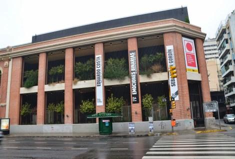 Museo de Arte Moderno in San Telmo, Buenos Aires, Argentina