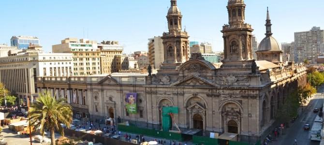 Santiago's Plaza de Armas