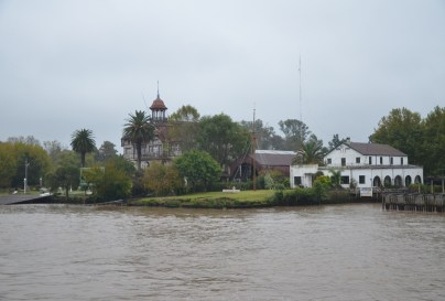 Tigre Sailing Club in Tigre, Argentina