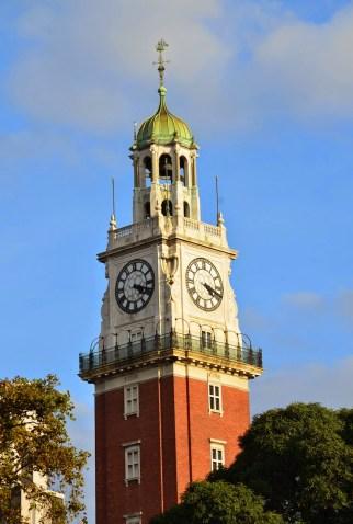 Torre de los Ingleses in Retiro, Buenos Aires, Argentina