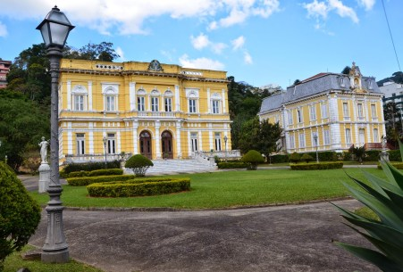 Palácio Rio Negro in Petrópolis, Brazil