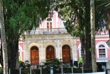 Palácio Imperial in Petrópolis, Brazil