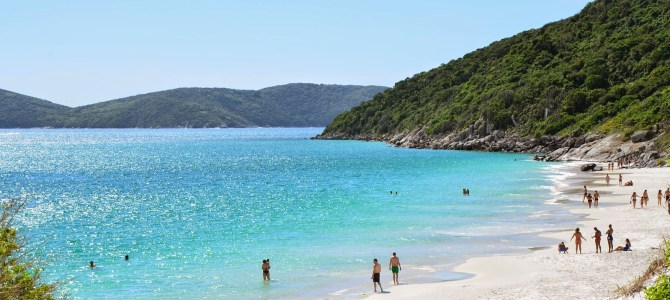 Cabo Frio and Arraial do Cabo
