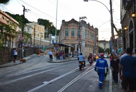 Santa Teresa in Rio de Janeiro, Brazil
