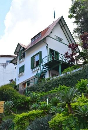 Casa de Santos Dumont in Petrópolis, Brazil