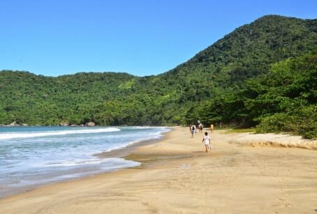 Praia do Caixadaço, Trindade, Brazil
