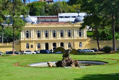 Palácio Amarelo in Petrópolis, Brazil