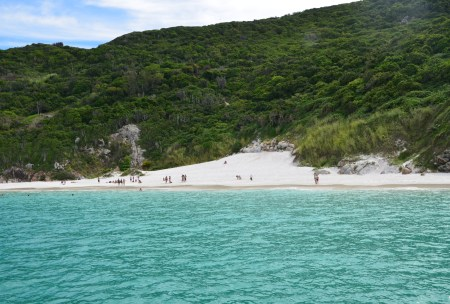 Prainhas do Atalaia near Arraial do Cabo, Brazil