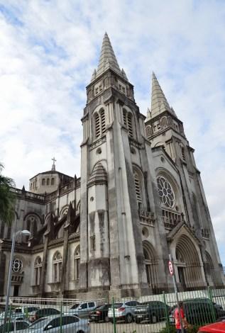 Catedral Metropolitana in Fortaleza, Brazil