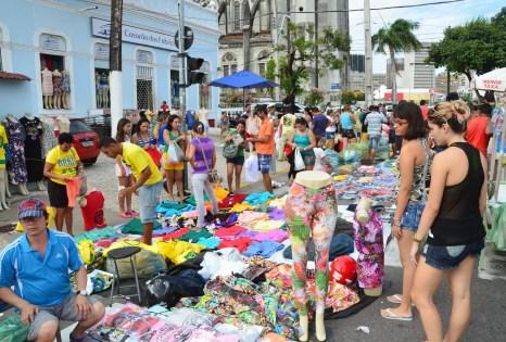 Mercado Central in Fortaleza, Brazil