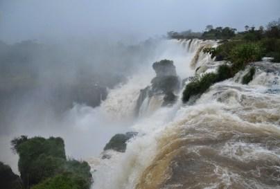 Upper Circuit of Parque Nacional Iguazú, Argentina