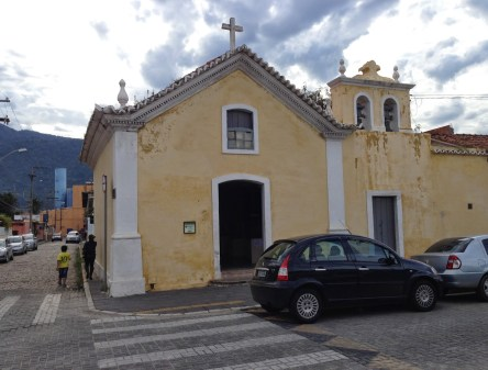 Capela São Gonçalo in São Sebastião, Brazil