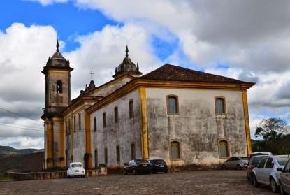 São Francisco de Paula in Ouro Preto, Brazil