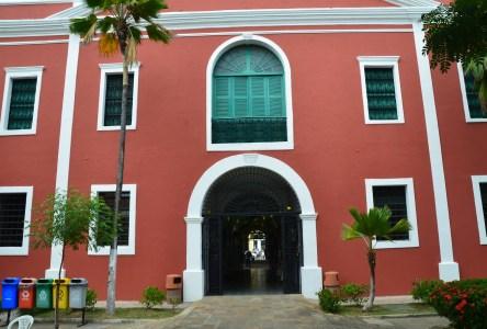Centro de Turismo in Fortaleza, Brazil