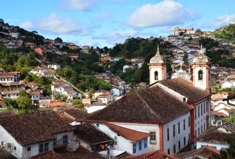 Nossa Senhora da Conçeicão in Ouro Preto, Brazil