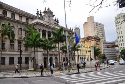 Universidade de São Paulo in São Paulo, Brazil