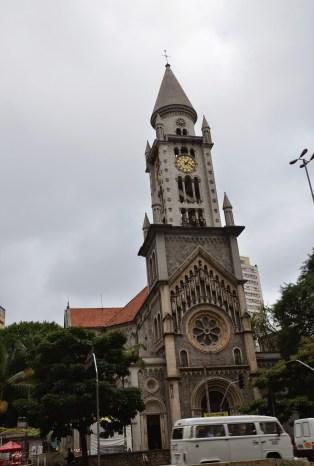 Igreja Nossa Senhora da Consolação in São Paulo, Brazil