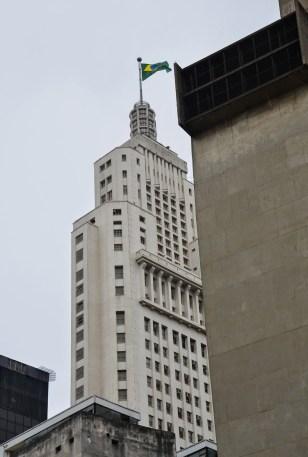 Edifício Altino Arantes in São Paulo, Brazil