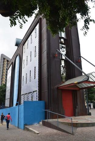 Museu da Minerologia in Belo Horizonte, Brazil