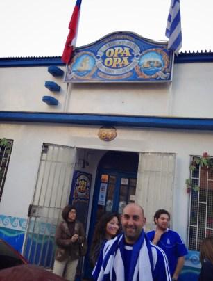 Opa Opa in Santiago, Chile