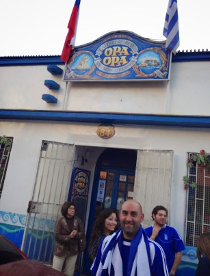 Opa Opa in Santiago, Chile