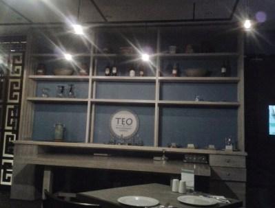 Teo Restaurante in Bogotá, Colombia