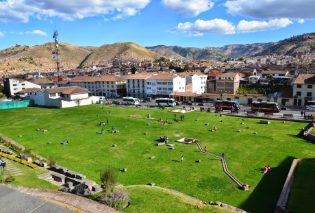 Jardín Sagrado in Cusco, Peru