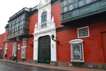 Casa Riva-Agüero in Lima, Peru