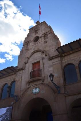 Municipalidad de Cusco in Cusco, Peru