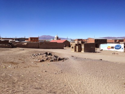 Pisiga, Bolivia