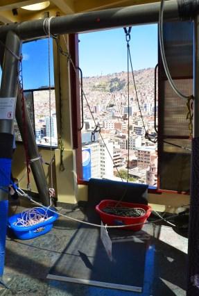 Urban Rush Bolivia in La Paz, Bolivia