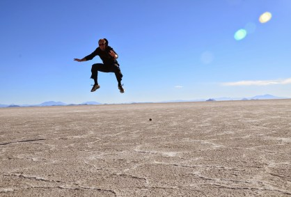 I was supposed to be here but got stuck in Uyuni instead, Bolivia