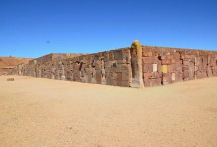 Kalasasaya at Tiwanaku, Bolivia