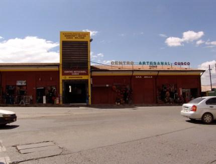 Centro Artesenal Cusco, Peru