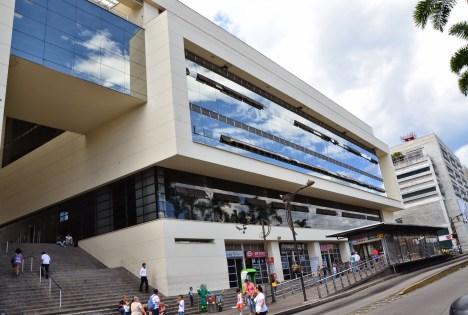 Centro Cultural Lucy Tejada in Pereira, Risaralda, Colombia