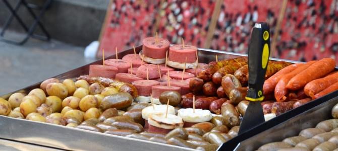 Food in Medellín