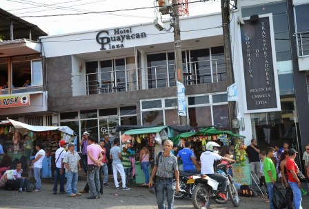 Hotel Guayacán Plaza in Belén de Umbría, Risaralda, Colombia