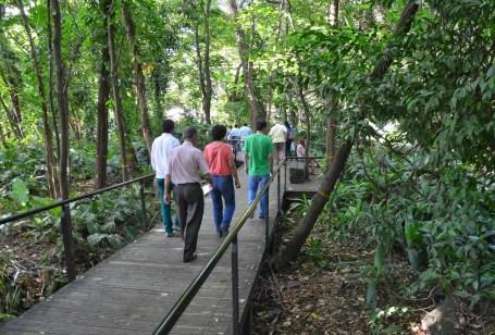 Jardín Botánico in Medellín, Antioquia, Colombia