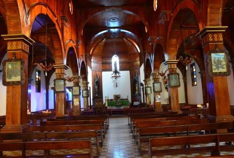 Church in Mistrató, Risaralda, Colombia