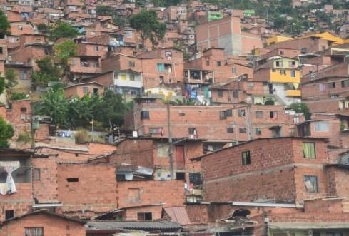 Comuna 1 in Medellín, Antioquia, Colombia