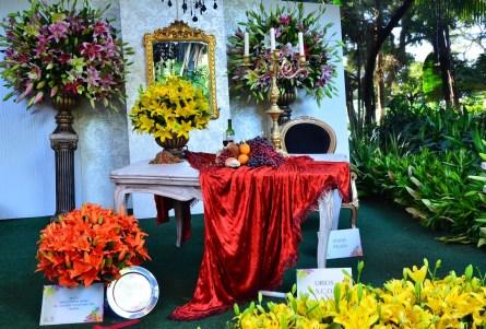 Feria de Artesanías at Jardín Botánico in the Feria de las Flores, Medellín, Antioquia, Colombia