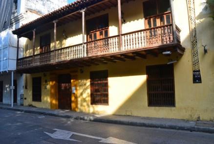 Museo del Oro Zenú in El Centro, Cartagena, Bolívar, Colombia