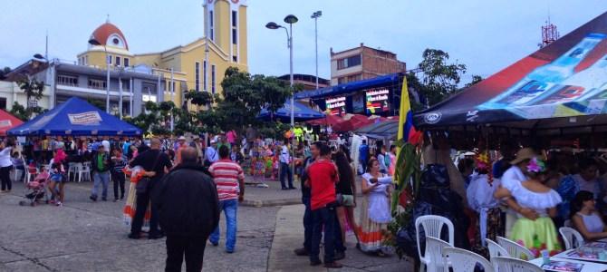 Fiestas in Belén